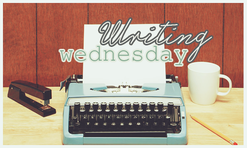 "{Writing Wednesdays} ""It Had Been Too Long"""
